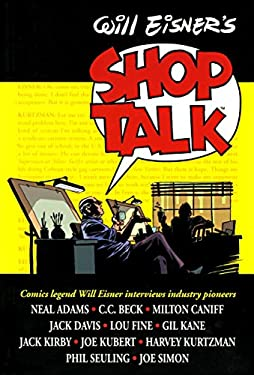 Will Eisner's Shop Talk 9781569715369