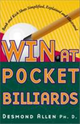 Win at Pocket Billiards 9781566251631