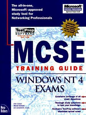 Windows NT 4 Exams [With Contains Testprep Test Engine...] 9781562058678