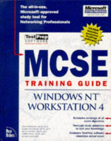 Windows NT Workstation 4 [With Contains Testprep Test Engine with Questions] 9781562057695