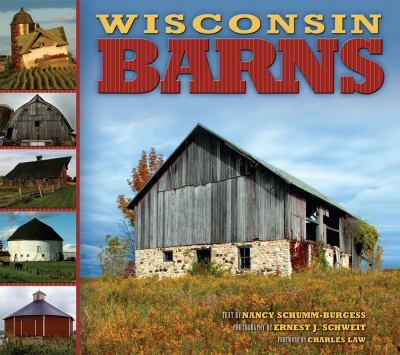 Wisconsin Barns 9781560374831