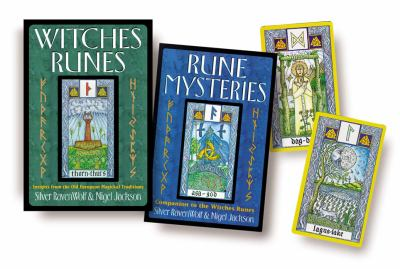 Witches Runes: Insights from the Old European Magickal Traditions [With 256 Page] 9781567185539