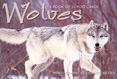 Wolves: Postcard Book 9781563138027