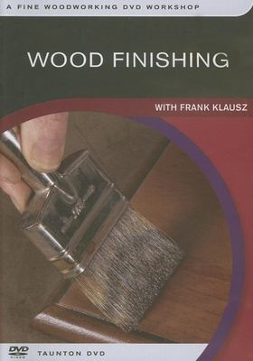 Wood Finishing 9781561588947