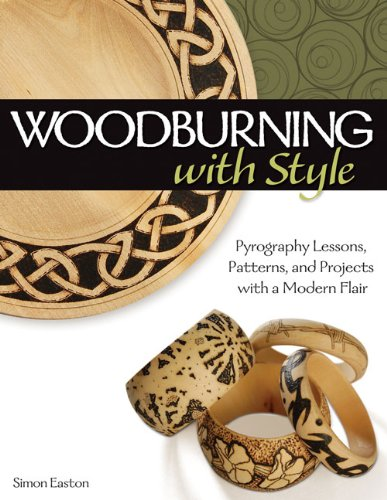 Woodburning with Style 9781565234437
