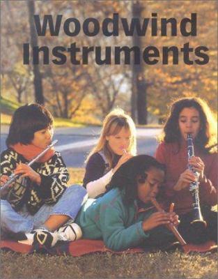 Woodwind Instruments 9781567669886