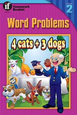 Word Problems Homework Booklet, Grade 2 9781568221304