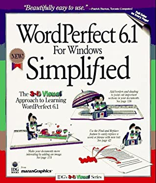 WordPerfect 6.1 for Windows Simplified 9781568846651