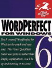 WordPerfect Six for Windows Visual QuickStart Guide 9781566091091