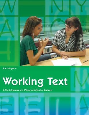 X-Word Grammar and Writing Activities for Students [With CD (Audio)] 9781563684685