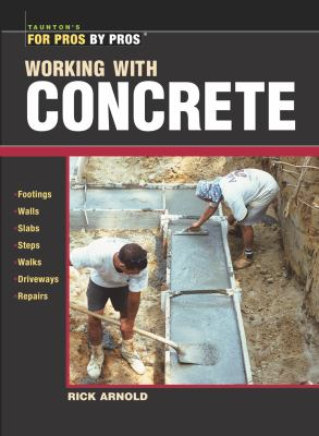 Working with Concrete 9781561586141