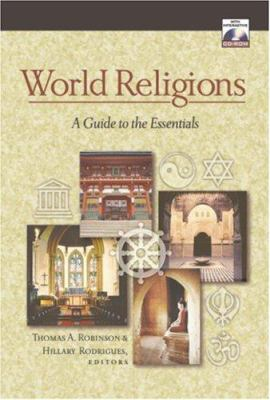 World Religions: A Guide to the Essentials [With CDROM] 9781565633179