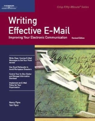 Writing Effective E-mail (Revised) 9781560526810