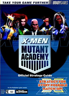 X-Men Mutant Academy 9781566868808