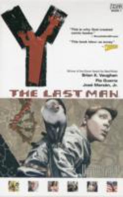 Y: The Last Man Vol. 1: Unmanned 9781563899805