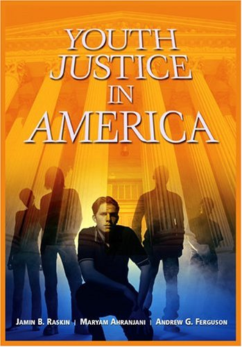 Youth Justice in America 9781568029870