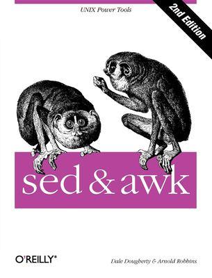 sed & awk 9781565922259
