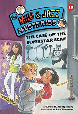 #10 the Case of the Superstar Scam 9781575655192
