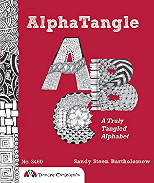 AlphaTangle: A Truly Tangled Alphabet 9781574213379