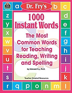 1000 Instant Words 9781576907573