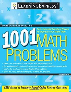 1001 Math Problems 9781576856864