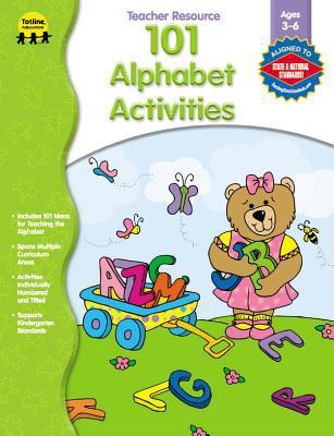 101 Alphabet Activities 9781570294853