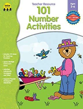 101 Number Activities 9781570294884