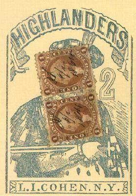 1864 Poker Deck Card Game