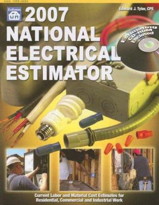 2007 National Electrical Estimator [With CDROM] 9781572181779