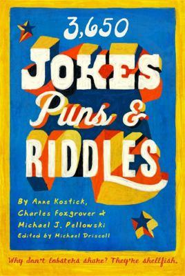 3650 Jokes, Puns, & Riddles 9781579128432