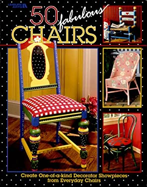 50 Fabulous Chairs 9781574861839