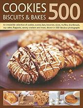 500 Cookies, Biscuits & Bakes 7066275