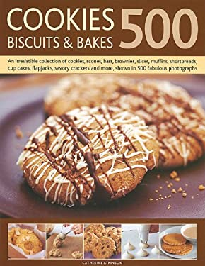 500 Cookies, Biscuits & Bakes 9781572156029