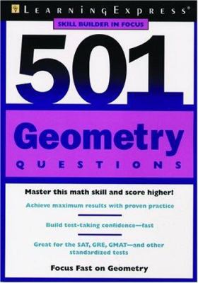 501 Geometry Questions 9781576854259