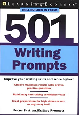 501 Writing Prompts 9781576854389