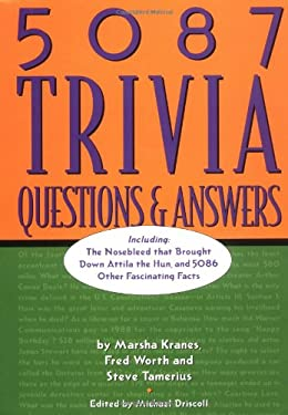 5087 Trivia Questions & Answers 9781579120863