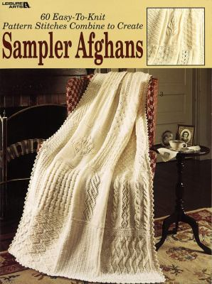 60 Easy-To-Knit Pattern Stitches (Leisure Arts #932) 9781574868425