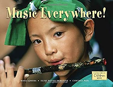 Music Everywhere! (Global Fund for Children Books)