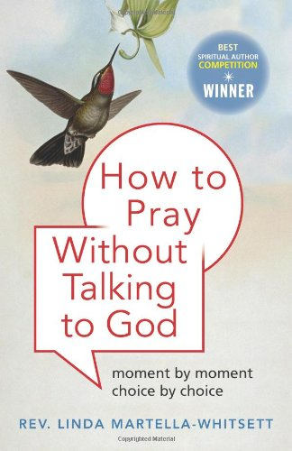 How to Pray Without Talking to God: Moment by Moment, Choice by Choice 9781571746689