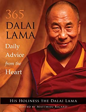 365 Dalai Lama: Daily Advice from the Heart 9781571746818