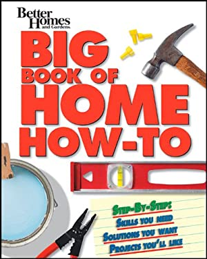 Big Book of Home How-To World Pub Edition PB 9781572157231