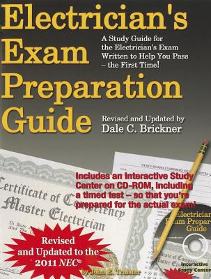 Electrician's Exam Preparation Guide to the 2011 NEC 9781572182554