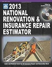 National Renovation & Insurance Repair Estimator, 2013 (National Renovation and Insurance Repair Estimator) (National Renovation & 22289703