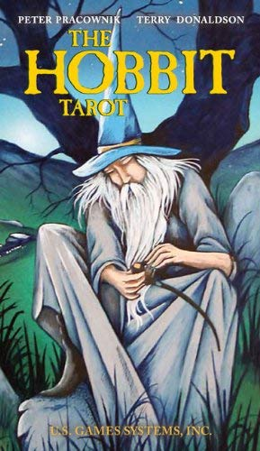 The Hobbit Tarot 9781572816770