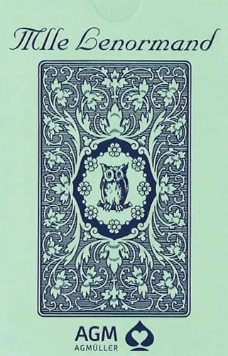 Mlle Lenormand Blue Owl