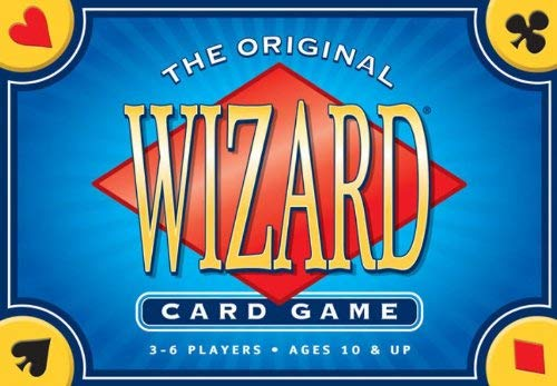 Wizard Card Game 9781572817135