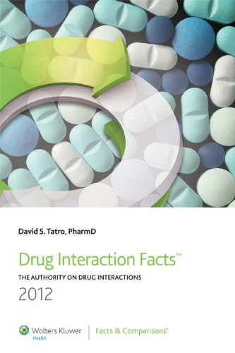 Drug Interaction Facts: The Authority on Drug Interactions 9781574393316