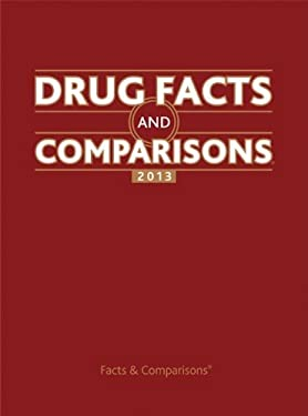 Drug Facts and Comparisons 2013 9781574393385