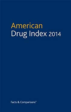American Drug Index 9781574393507