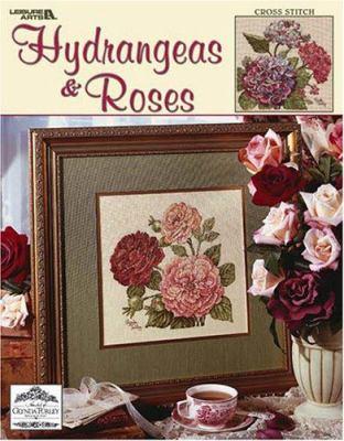 Hydrangeas & Roses: Cross Stitch 9781574869378